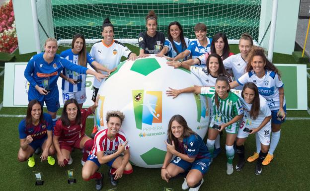 Image result for liga iberdrola