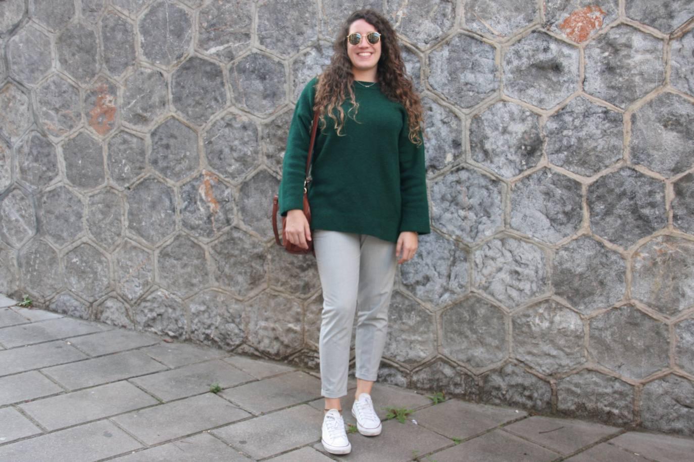 Fotos: Mucho estilo en los looks otoñales de Portugalete