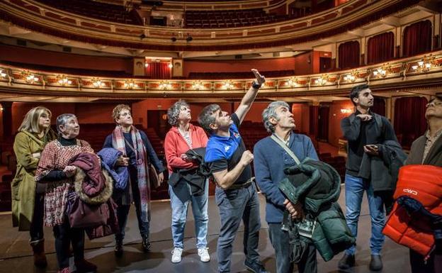 Vitoria Se Merece Un Teatro En Condiciones El Correo