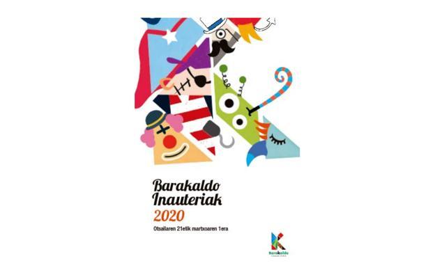 Programa del Carnaval de Barakaldo 2020