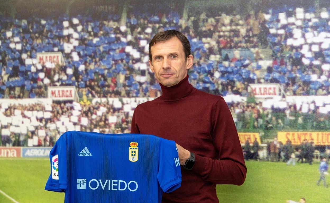 Cuco' Ziganda se va al Oviedo   El Correo