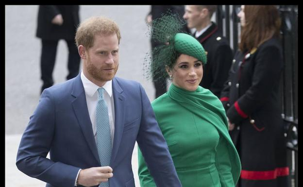 Meghan ya no es royal