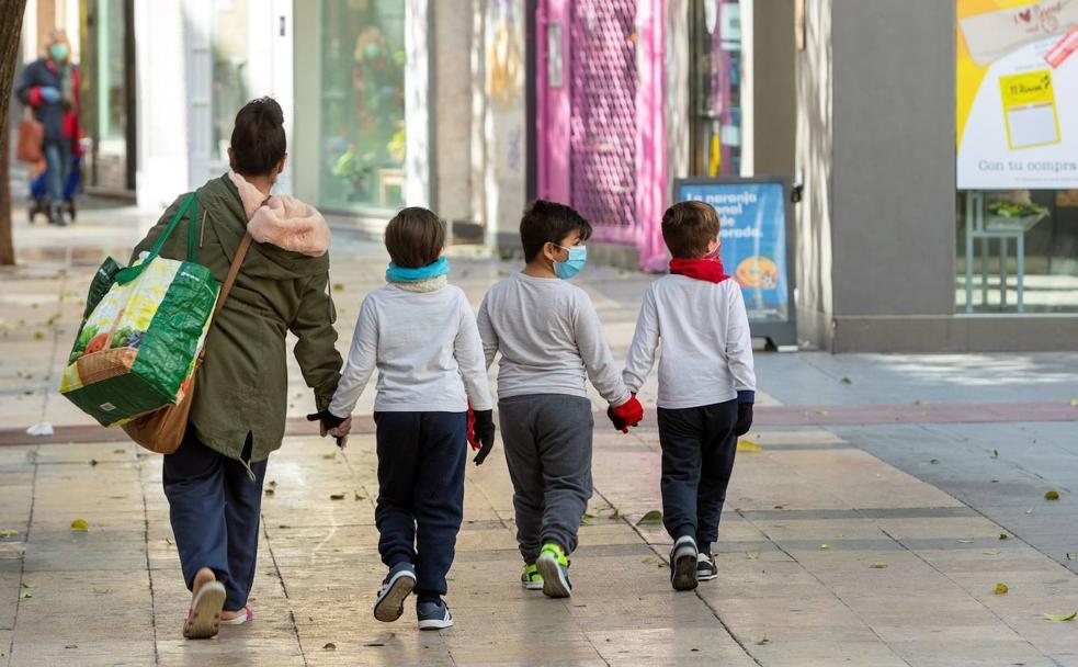 Cómo tienen que volver los niños a la calle? | El Correo