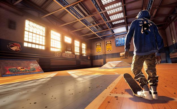 Activision anuncia 'Tony Hawk's Pro Skater 1 + 2' para PS4, Xbox ...