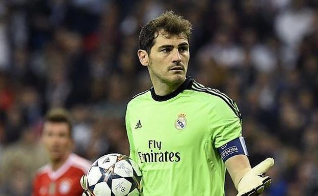 Iker Casillas regresa al Madrid para ejercer de embajador y asesor | El Correo