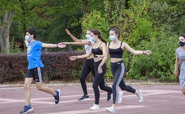 El Covid revoluciona la educación física | El Correo