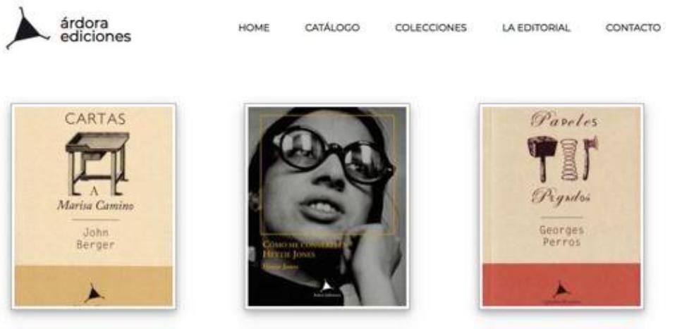 Ediciones Árdora gana el Premio Nacional a la Mejor Labor Editorial