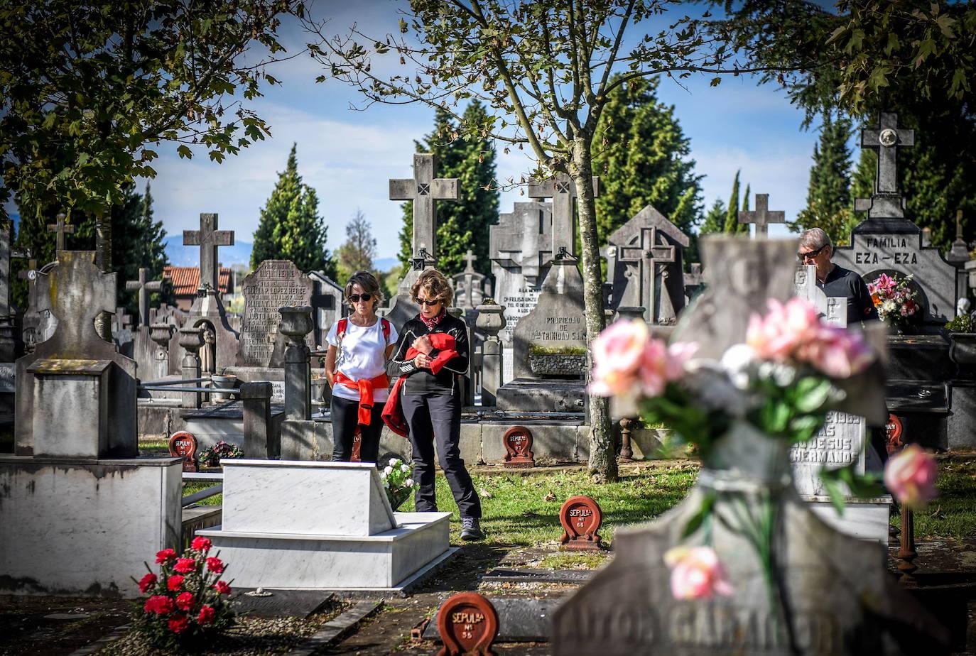 Sin visitas por Todos los Santos si el cementerio está en otra localidad   El Correo