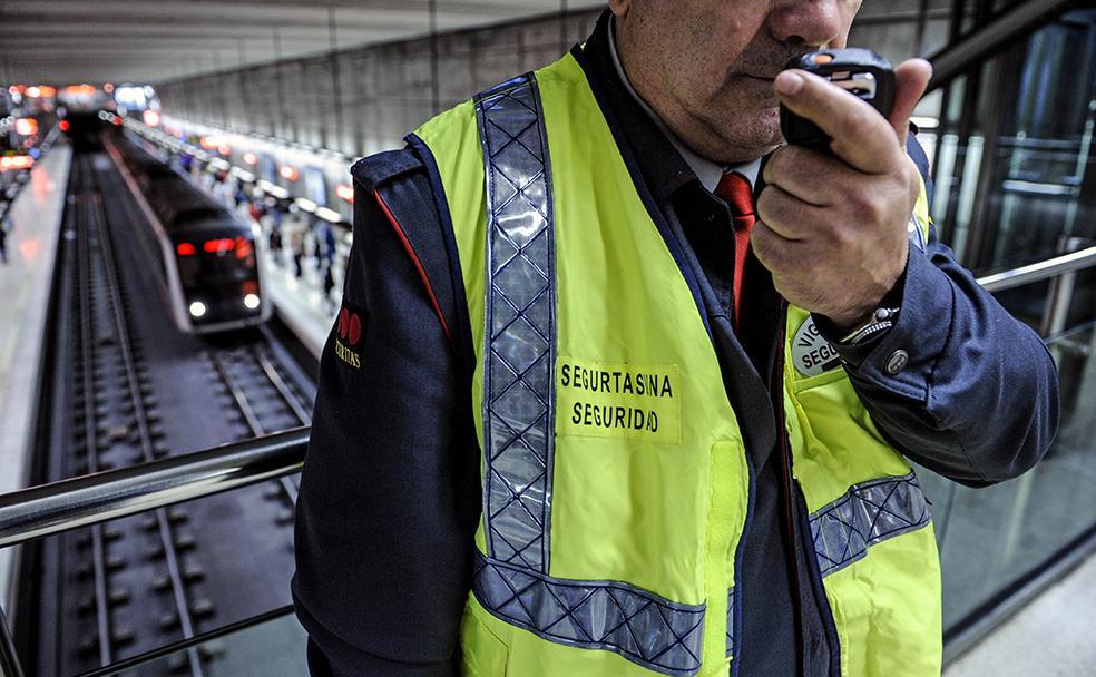 Metro Bilbao, Referente internacional: la seguridad por bandera.