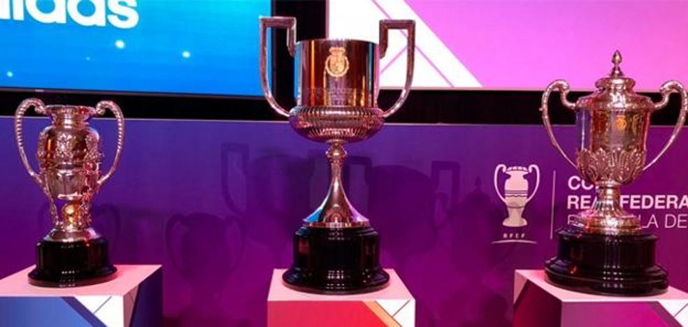 Copa Del Rey Sorteo 2021 / Sorteo Copa Del Rey 2019 2020 ...