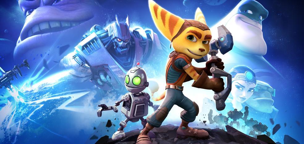 'Ratchet & Clank' disponible gratis en PS Store