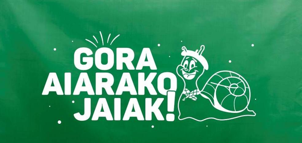 Ayala celebrará San Prudencio con banderas verdes, talleres infantiles y cine