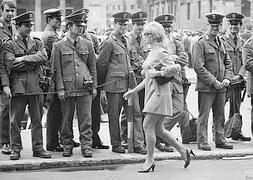 57edd8235 Aquel 22 de marzo de hace medio siglo nació la minifalda | El Correo