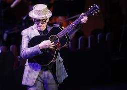 El músico Elvis Costello. / Carlo Allegri (Reuters)/