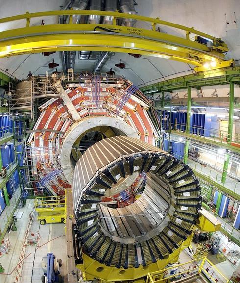 Resultado de imagen de Los grandes aceleradores buscan la materia oscura pero... Donde está¿