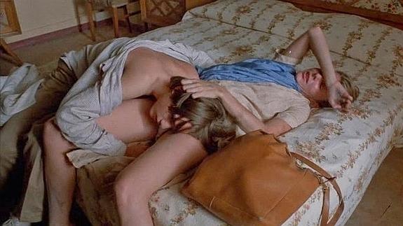 Порно фильм потри мне спинку нравится давка