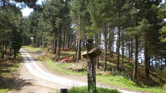 Ruta Ruta a Berriatua en busca del agua milagrosa