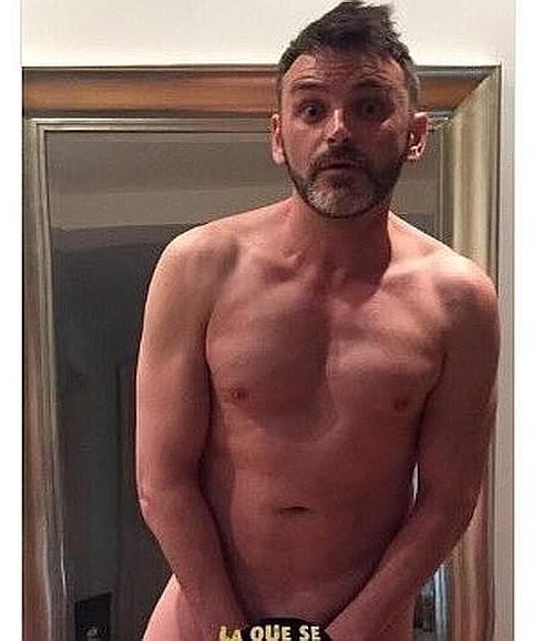 Fernando Tejero Se Marca Un Paco León Con Su Desnudo Integral El