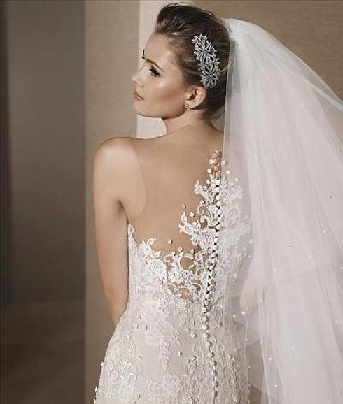 eb08afe469 Cómo visten las novias vascas
